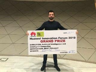 RoadAR – победитель HUAWEI Innovation Contest